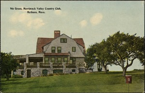 9th Green, Merrimack Valley Country Club, Methuen, Mass.