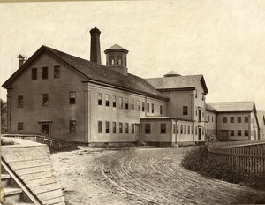 Williams Manufacturing Company, Manufacturers of Baskets, Northampton, Mass.
