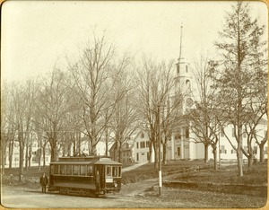 First Congregational Church, North Brookfield