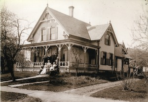 Residence, 39 Spring St., North Brookfield