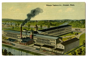 Minute Tapioca Company, Orange, Mass.