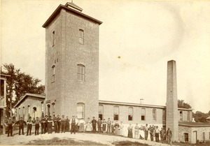 Taft or 'Old Huguenot Mill' approx. 1880