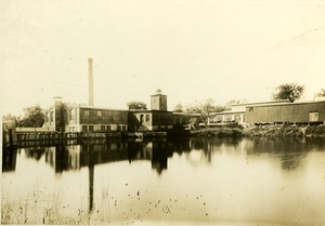 Taft or 'Old Huguenot Mill' approx. 1880 (Pond View)
