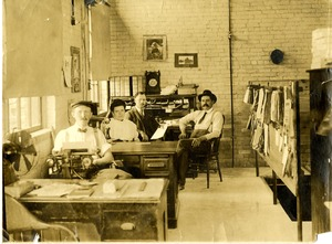 Palmer Wire Company Office