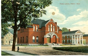 Public Library, Palmer, Massachusetts