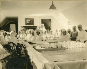 World War I, Princeton, MA - Red Cross Volunteers