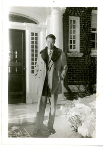 Dr. Min-Chueh Chang, of the Worcester Foundation for Experimental Biology -- Shrewsbury (Mass.) (1908-1991).