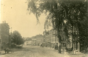 Centre Village Southbridge 1890