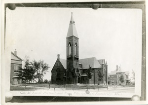 Elm Street Congregational Church and Samuel Hartwell Residence Southbridge