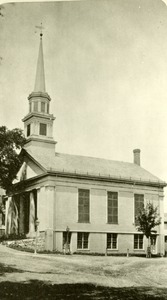 First Universalist Church, Main street, Southbridge, Massachusetts