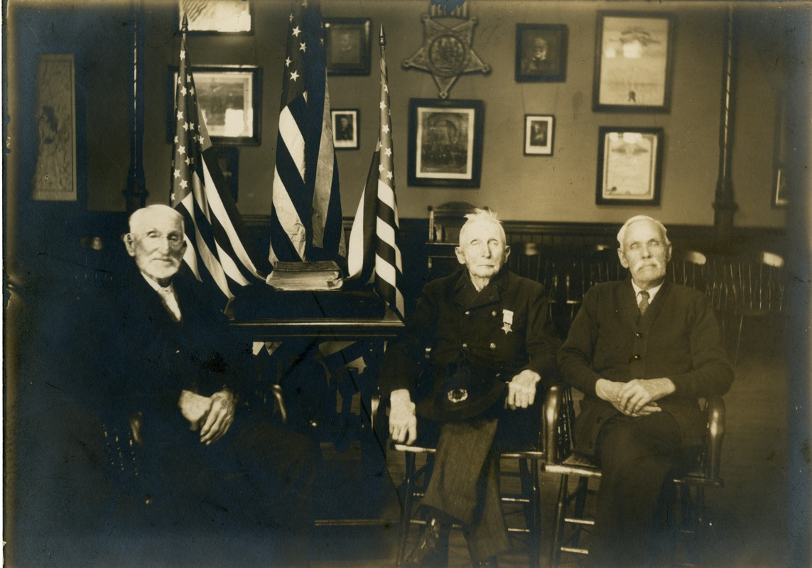 Grand Army of the Republic Committee Southbridge Massachusetts