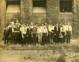 Moulding Room Workers American Optical Southbridge