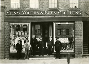 Paige Carpenter Colburn Co. Men's Youths & Boys' Clothing Southbridge
