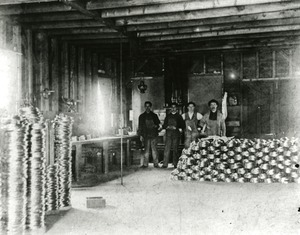 Inside the Spencer Wire Company Factory