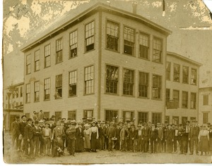 Westboro Hat Company and American Saddle and Bicycle Company employees