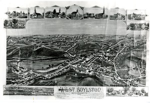 West Boylston, Massachusetts 1891