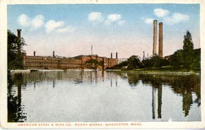 American Steel & Wire Company, North Works