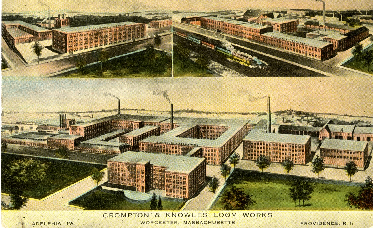 Crompton & Knowles Loom Works