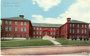 Worcester Polytechnic Institute History Collection
