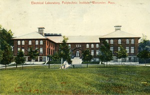 Electrical Laboratory, Polytechnic Institute, Worcester, Mass.