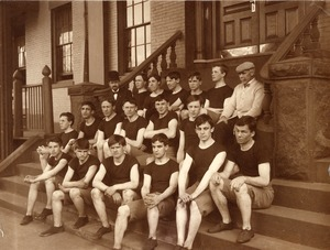 Boy's Department Athletic Team