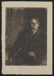 Self portrait 1904 I