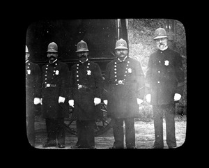 Quincy Police Force