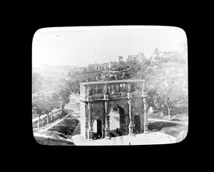 Arch of Constantine, Athens