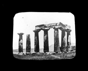 Temple of Neptune at Corinth