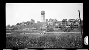 Water tank on Great Hill