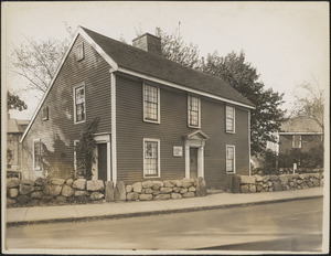 Birthplace of John Quincy Adams, Quincy, Mass.
