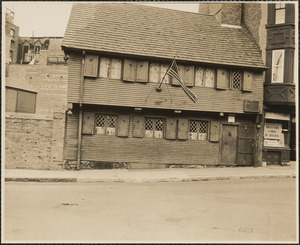 19 North Square, Paul Revere House