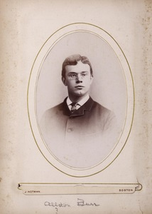 Newton High School Class of 1885 Photographs
