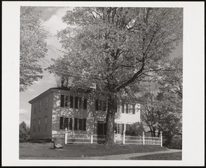 Pres. Franklin Pierce homestead. Hillsborough, N.H.