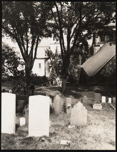 Plymouth burying ground