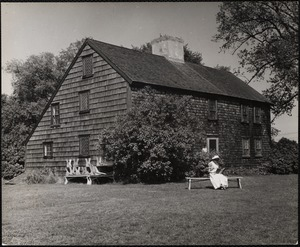 The Bradford House, Kingston, Mass.