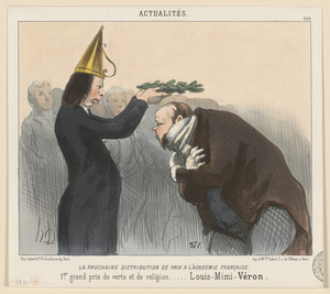 Honoré Daumier (1808-1879). Lithographs, Woodcuts, and Other Prints