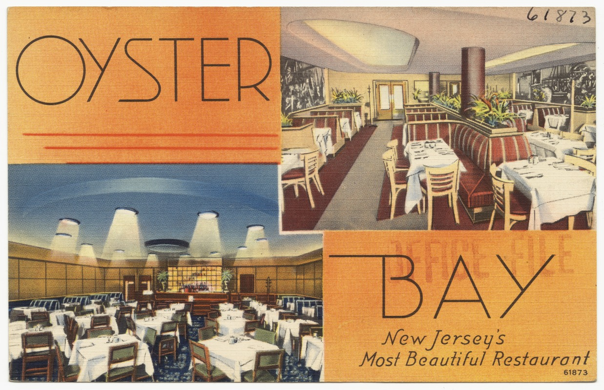 Oyster Bay New Jersey S Most Beautiful Restaurant 901