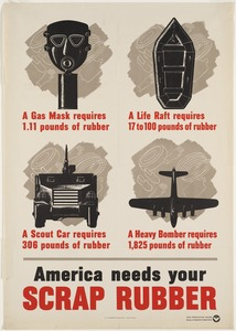 America needs your scrap rubber