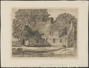 Old Dominy house, Easthampton