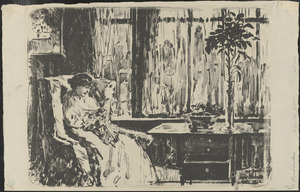 Childe Hassam (1859-1935). Prints and Drawings