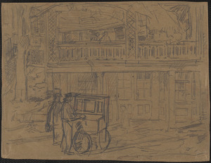 Study for Toby's Cos Cob