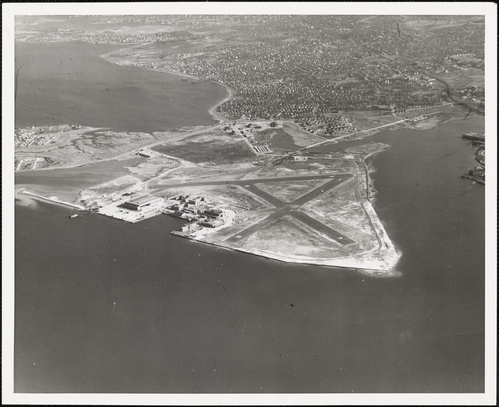 U.S. Naval Air Station, Squantum, MA