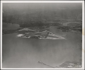 N.A.S.  Squantum, MA from North 3000 ft.