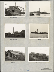Main Building, Wharf, Cottage & Store House