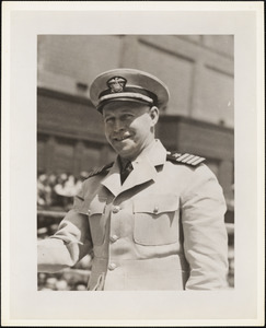 Capt. George T. Paine, USN Production Officer
