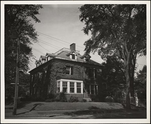 Bowdoin Commissioned Officers Mess (Corner view-Bowdoin & Vaughn Streets)
