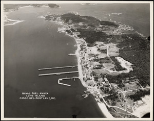 Naval Fuel Annex, Long Island, Casco Bay, Portland, ME