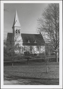 Church of the New Jerusalem, Old King's Highway, Yarmouth Port, Mass.