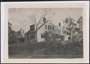 289 Old King's Highway, Yarmouth Port, Mass.